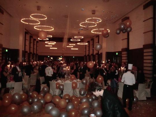 Silvester 2014 - PLANET in Rostock