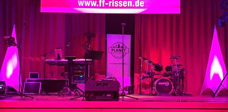 Tanz in den Mai 2015. PLANET live in Hamburg.