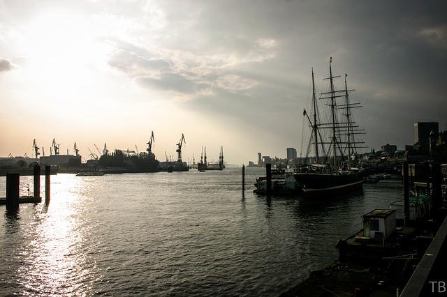 Julia & Slava, Hamburg 2015