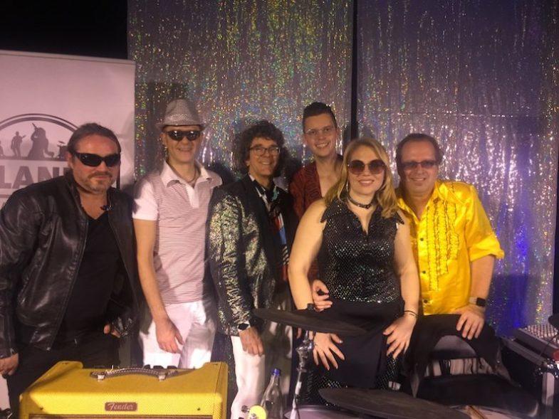 PLANET Partyband Lüneburg Oktober 2019