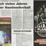 PLANET Partyband Föhr November 2019